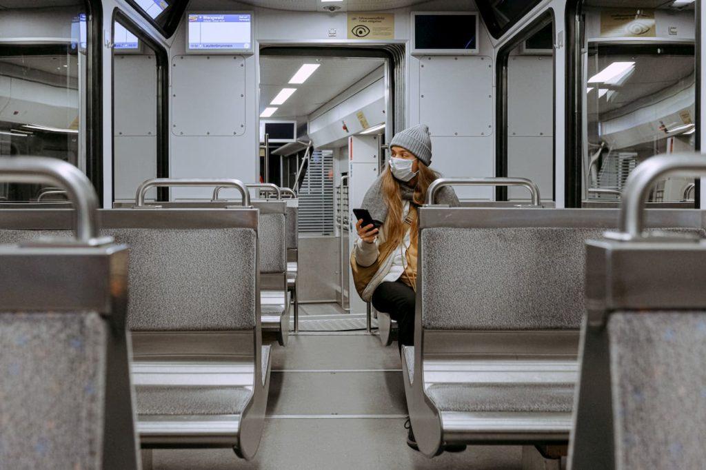 coronavirus covid19 transporte público